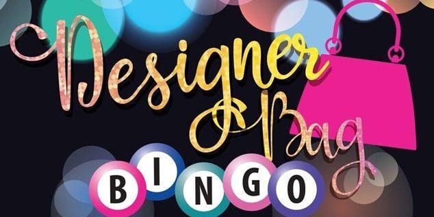 Designer Bag Bingo fundraiser announcement